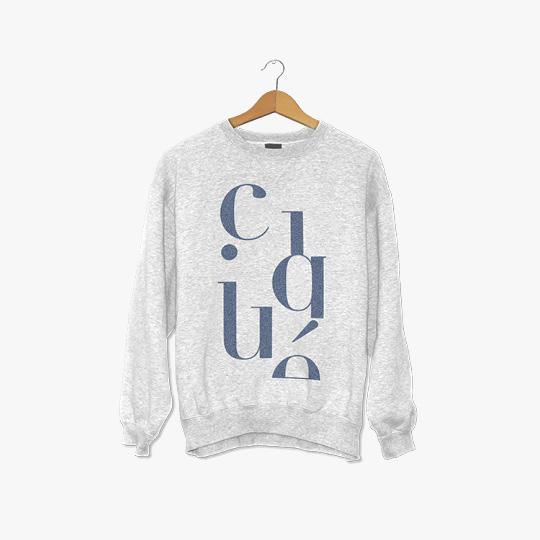 Sweatshirt Cliqué