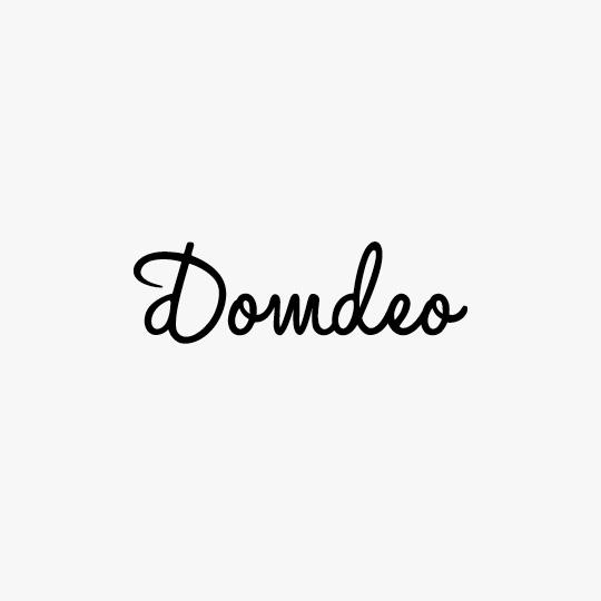 Logotype Domdeo