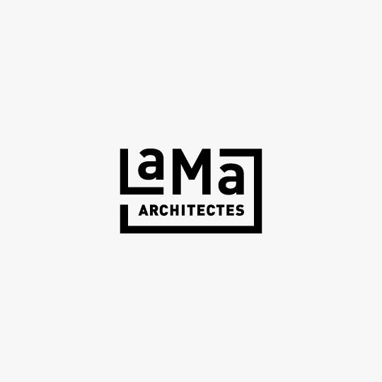 Logotype de Lama architectes