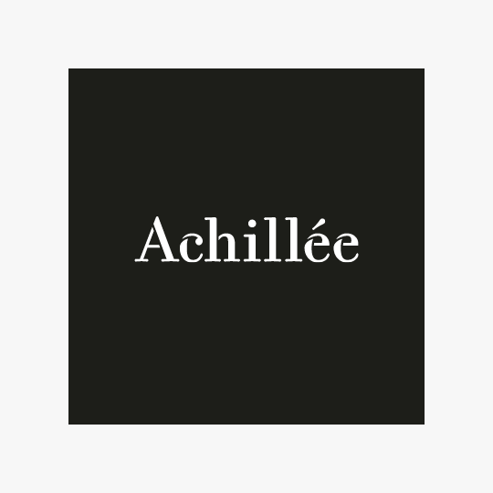 Logotype d'Achillée