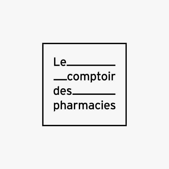 Logotype du Comptoir des pharmacies