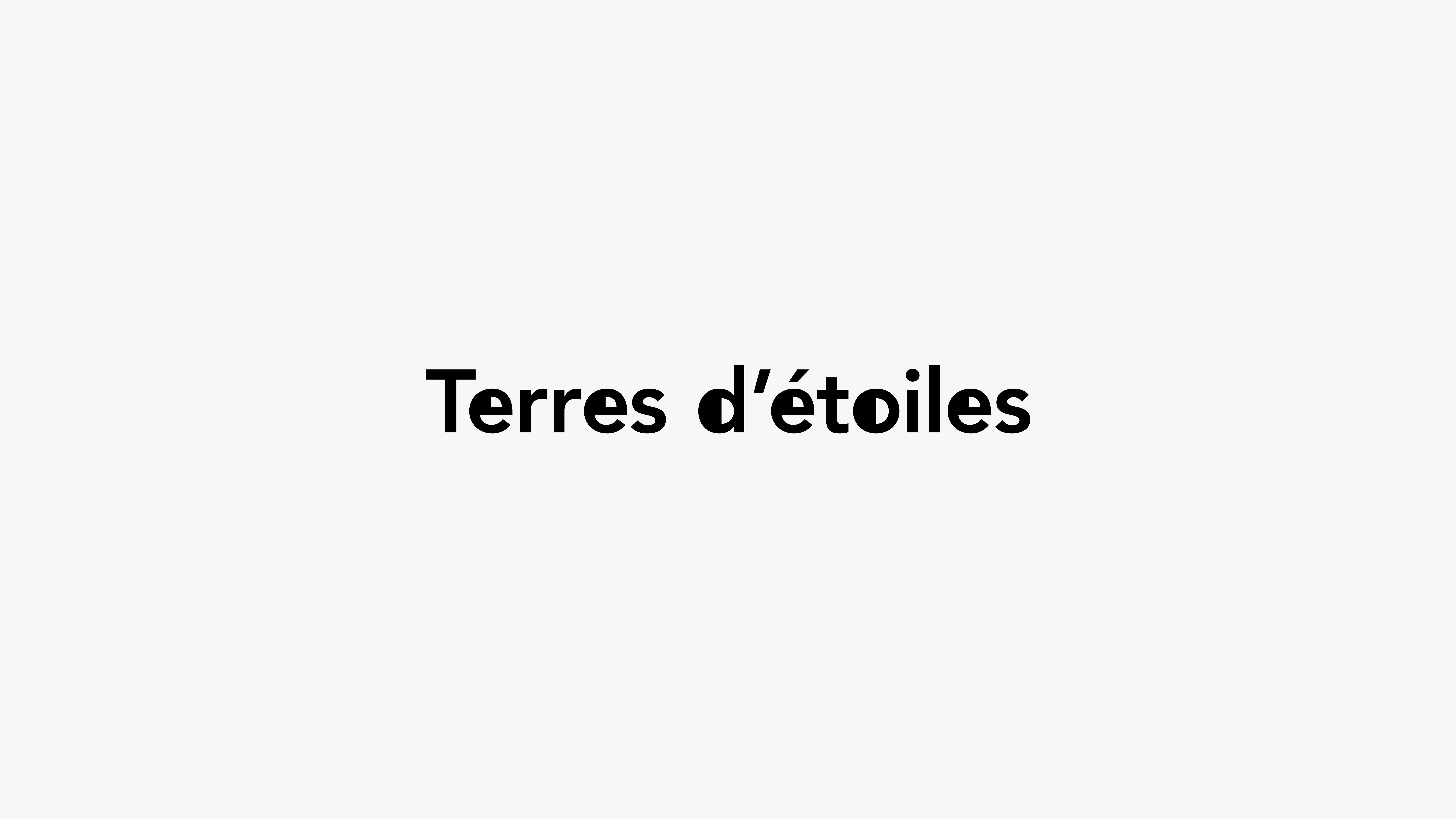 Logotype Terres d'étoiles domaine Christophe Mittnacht